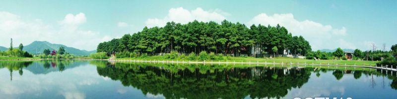 安吉竹博园位于中国著名的竹乡——浙江省安吉县境内.